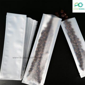 ซองซีล 3 ด้าน หน้าขุ่นหลังฟอยล์ทึบ ทรงยาว [100ใบ] – acplusglobal