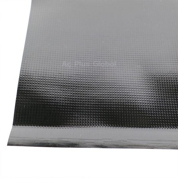 ถุงสูญญากาศ ซองซีล ถุงสูญญากาศลายนูน (สีดำ) ซองซีล3ด้าน